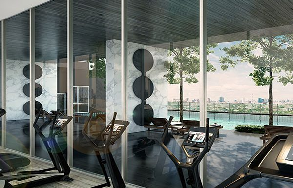 Noble-Revolve2-Ratchada-Bangkok-condo-for-sale-fitness