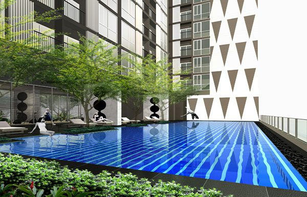 Noble-Revolve2-Ratchada-Bangkok-condo-for-sale-swimming-pool-2